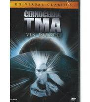 Černočerná tma - DVD plast
