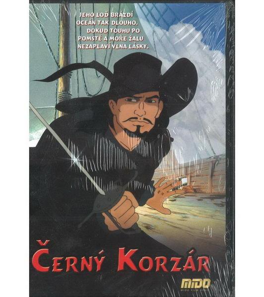 Černý Korzár - DVD