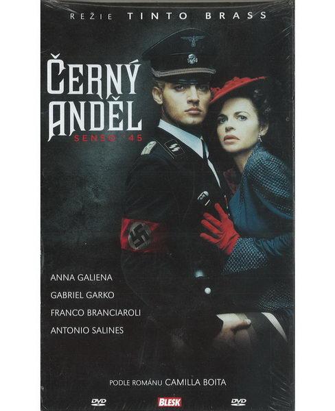 Černý anděl - DVD