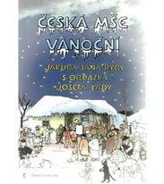 Česká mše Vánoční J.J. Ryby s obrázky J. Lady - DVD