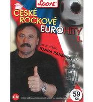 České rockové eurohity 1. - CD