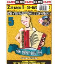 České sprostonárodní písně a Sexík na víkend 05 - CD