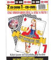 České sprostonárodní písně a Sexík na víkend 07 - CD