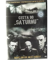 Cesta do Saturnu - DVD