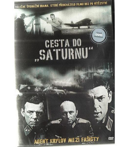 Cesta do Saturnu - DVD