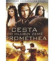 Cesta do hlubin země Prométhea - DVD/digipack/