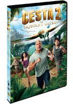 Cesta na tajuplný ostrov 2. - DVD plast