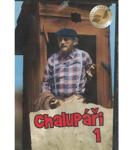 Chalupáři 1 ( plast ) DVD