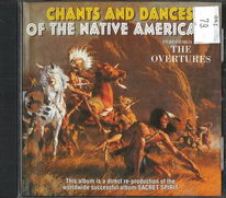 Chants and dances of the native America - CD