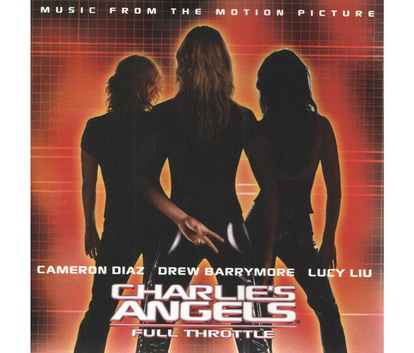 Charlie Angels - Full Throttle - CD