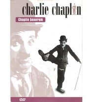 Charlie Chaplin - Chaplin boxerem ( pošetka ) - DVD