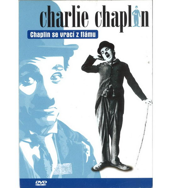 Charlie Chaplin - Chaplin se vrací z flámu - DVD