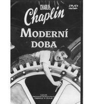 Charlie Chaplin - Moderní doba - DVD plast