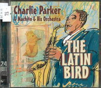 Charlie Parker - The latin bird - CD