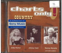 Charts only country - CD