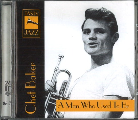 Chef Baker - A men who used to be - CD