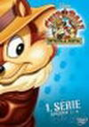 Chip a Dale 1. série, disk 1, ep.1-4 - DVD
