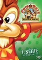 Chip a Dale 1.série, disk 4, ep. 13-16 - DVD