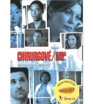 Chirurgové / Klinika Grace - kompletní 2.série - DVD