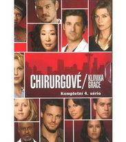 Chirurgové / Klinika Grace - kompletní 4.série - DVD