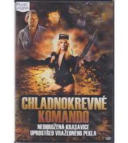 Chladnokrevné komando - DVD