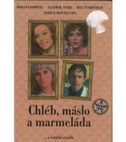 Chléb, máslo a marmeláda ( digipack ) DVD
