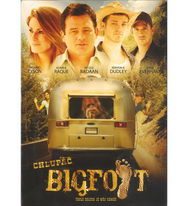 Chlupáč Bigfoot - DVD