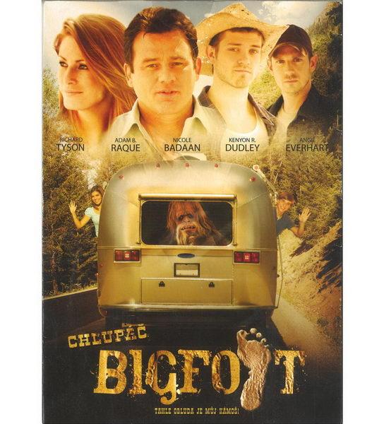 Chlupáč Bigfoot - DVD