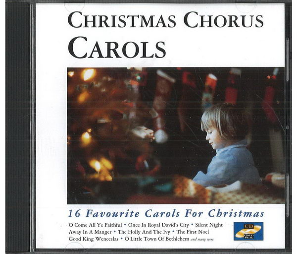 Christmas chorus Carols - CD