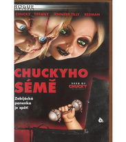 Chuckyho sémě - DVD plast