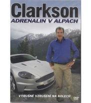 Clarkson: Adrenalin v Alpách - DVD