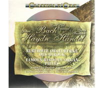 Classica D'Oro - Beruhmte Orgelwerke des barock - CD