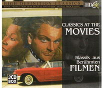 Classics at the Movies (3CD)