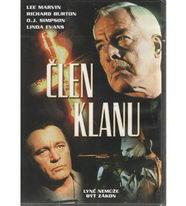 Člen klanu (slim) DVD