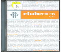 Club Perlen vol. 1 - CD