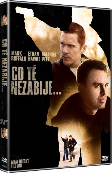 Co tě nezabije... - DVD