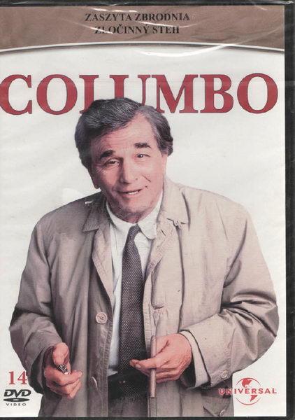 Columbo 14 - Zločinný steh - DVD