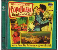 CopaBossa - BDazilia chill on - CD