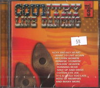 Country line dancing vol. 3 - CD