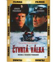 Čtvrtá válka - DVD