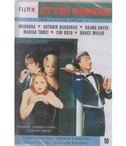Čtyři pokoje - DVD plast/digipack