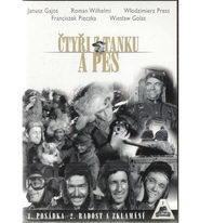 Čtyři z tanku a pes 01. DVD - díl 1. a 2.