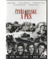 Čtyři z tanku a pes 03.DVD - díl 5. a 6.