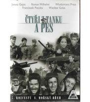 Čtyři z tanku a pes 04.DVD - díl 7. a 8. ( plast ) DVD