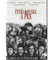 Čtyři z tanku a pes 05. DVD - díl 9. a 10. ( plast ) - DVD
