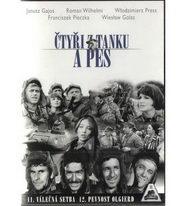 Čtyři z tanku a pes 06. DVD - díl 11. a 12.
