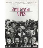 Čtyři z tanku a pes 07.DVD - díl 13. a 14. plast