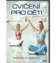 Cvičení pro děti - DVD