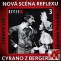 Cyrano z Bergeracu (divadelní záznam) - DVD
