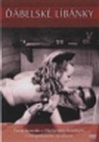 Ďábelské líbánky - DVD pošetka